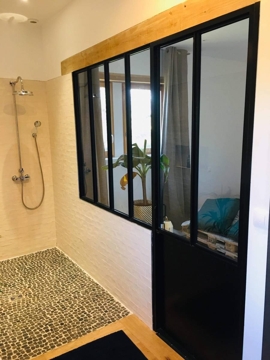 verriere pour salle de bain sur mesure yvetot - Structure ...